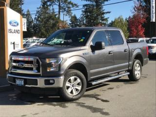 Used 2015 Ford F-150 XLT, Running Boards, Satellite Radio for sale in Duncan, BC
