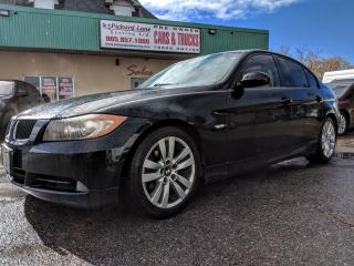 Used 2007 BMW 328i AS IS for sale in Bolton, ON