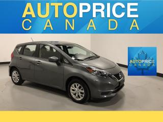 Used 2017 Nissan Versa Note 1.6 SV REAR CAM|BLUETOOTH|ALLOYS for sale in Mississauga, ON