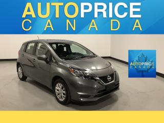 Used 2017 Nissan Versa Note 1.6 SV REAR CAM|BLUETOTTH|ALLOYS for sale in Mississauga, ON