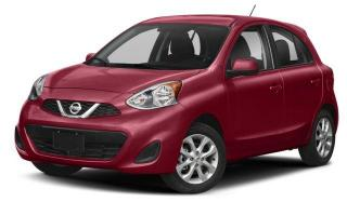 New 2018 Nissan Micra SV for sale in Pembroke, ON