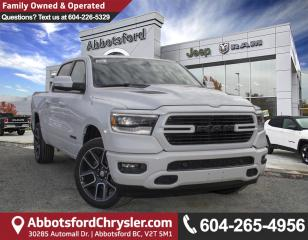 New 2019 RAM 1500 Rebel for sale in Abbotsford, BC
