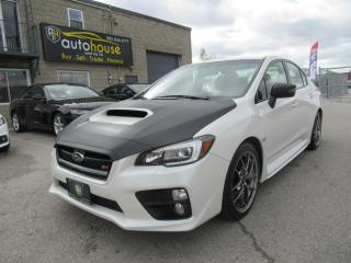 Used 2017 Subaru WRX 4dr Sdn STI Man for sale in Newmarket, ON