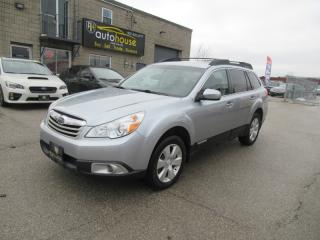 Used 2012 Subaru Outback 3.6R Limited Package 3.6R LIMITED  AWD NAVI  LEATH for sale in Newmarket, ON