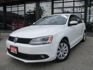 Used 2014 Volkswagen Jetta Trendline+diesel for sale in Scarborough, ON