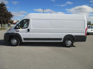 Used 2017 RAM ProMaster 3500.159 INCH W/BASE.HIGH ROOF,EXTENDED. for sale in London, ON