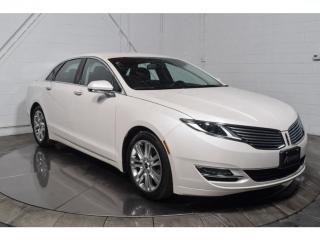 Used 2014 Lincoln MKZ HYBRIDE CUIR MAGS for sale in St-Hubert, QC