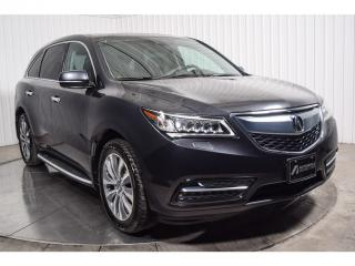 Used 2016 Acura MDX Tech Pack Awd Cuir for sale in Saint-hubert, QC