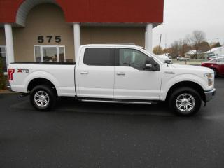 Used 2017 Ford F-150 XTR CREW CAB4X4 for sale in Lévis, QC