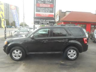 Used 2011 Ford Escape XLT / SUPER LOW KM / LIKE NEW / NO ACCIDENT/ MINT for sale in Scarborough, ON