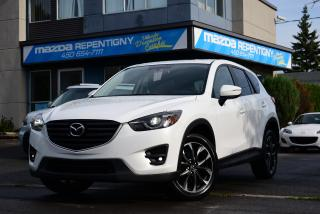 Used 2016 Mazda CX-5 Gt Awd Bose Gps for sale in Repentigny, QC
