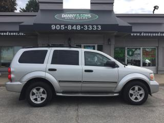 Used 2007 Dodge Durango SLT for sale in Mississauga, ON