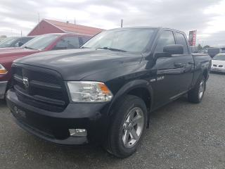 Used 2009 Dodge Ram 1500 QUAD SPORT for sale in Val-D'or, QC