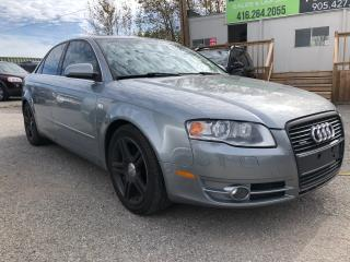 Used 2008 Audi A4 2.0T for sale in Pickering, ON