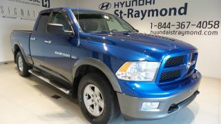 Used 2011 RAM 1500 OUTDOORSMAN V8 5,7L for sale in St-Raymond, QC