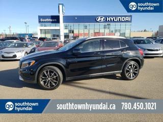 Used 2016 Mercedes-Benz GLA GLA 250/NAV/SUNROOF/LEATHER/BACKUP CAM for sale in Edmonton, AB