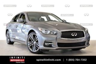 Used 2015 Infiniti Q50 Ltd Mags 19 for sale in Montréal, QC