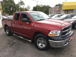 Used 2011 Dodge Ram 1500 SLT/ 4x4/ CREW CAB/ RUNNING BOARDS/ LOADED! for sale in Scarborough, ON