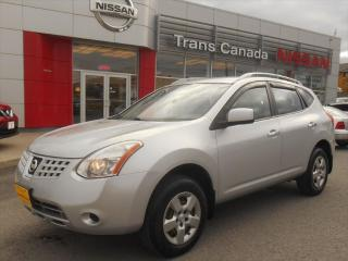 Used 2010 Nissan Rogue S for sale in Peterborough, ON