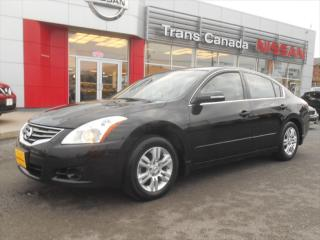 Used 2012 Nissan Altima 2.5 SL for sale in Peterborough, ON