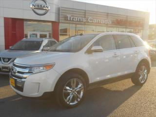 Used 2014 Ford Edge Limited for sale in Peterborough, ON