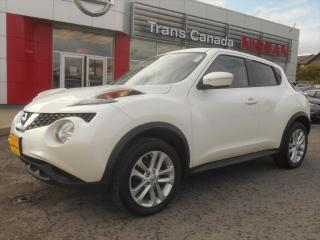Used 2015 Nissan Juke SV for sale in Peterborough, ON