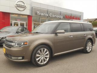 Used 2013 Ford Flex limited for sale in Peterborough, ON