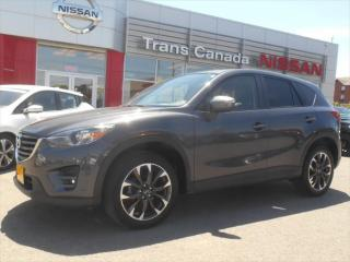Used 2016 Mazda CX-5 Grand Touring for sale in Peterborough, ON