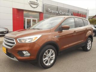 Used 2017 Ford Escape SE for sale in Peterborough, ON