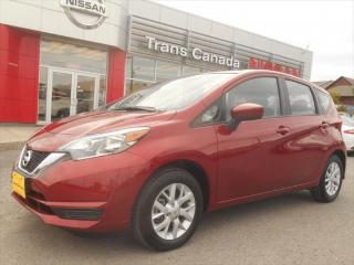 Used 2017 Nissan Versa Note SV for sale in Peterborough, ON
