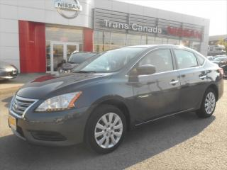 Used 2014 Nissan Sentra SV for sale in Peterborough, ON