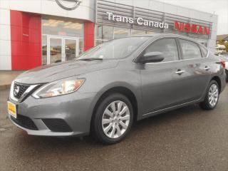 Used 2017 Nissan Sentra SV for sale in Peterborough, ON