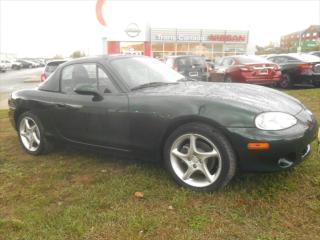 Used 2002 Mazda Miata MX-5 for sale in Peterborough, ON