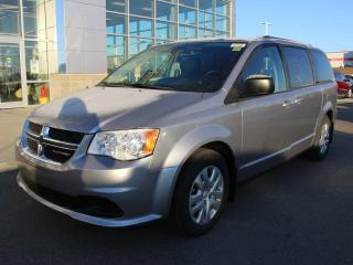 Used 2019 Dodge Grand Caravan SXT for sale in Peace River, AB