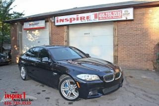 Used 2011 BMW 5 Series 535i xDrive for sale in Scarborough, ON