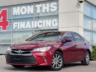 Used 2016 Toyota Camry XLE | Navigation | Blindspot Alert | Leather for sale in St Catharines, ON