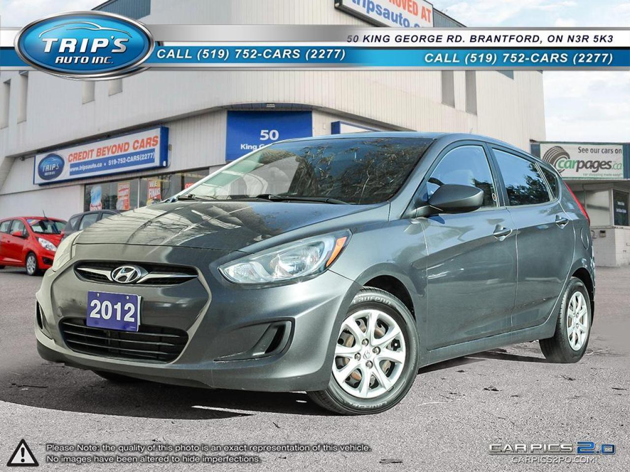 2012 Hyundai Accent GLS