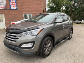 Used 2014 Hyundai Santa Fe Premium/ONE OWNER/CERTIFIED/WARRANTY INCLUDED for sale in Cambridge, ON