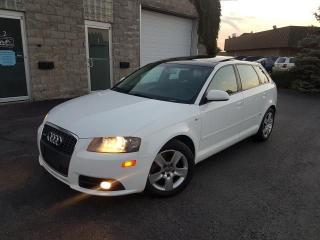 Used 2008 Audi A4 2.0T S-LINE PANOROOF for sale in Oakville, ON