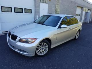 Used 2007 BMW 3 Series 328xi for sale in Oakville, ON