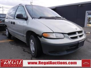 Used 2000 Dodge Caravan Wagon for sale in Calgary, AB