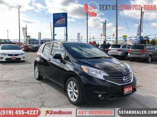 Used 2014 Nissan Versa Note 1.6 SL   HEATED SEATS   CAM for sale in London, ON