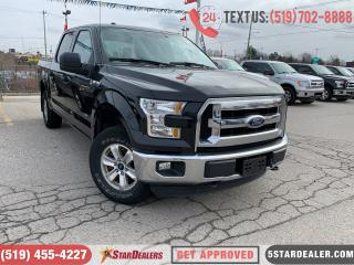 Used 2015 Ford F-150 XLT | 4X4 | 3.5L for sale in London, ON