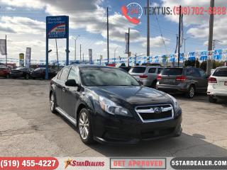 Used 2013 Subaru Legacy 2.5i Limited Pkg | NAV | LEATHER | ROOF | CAM for sale in London, ON