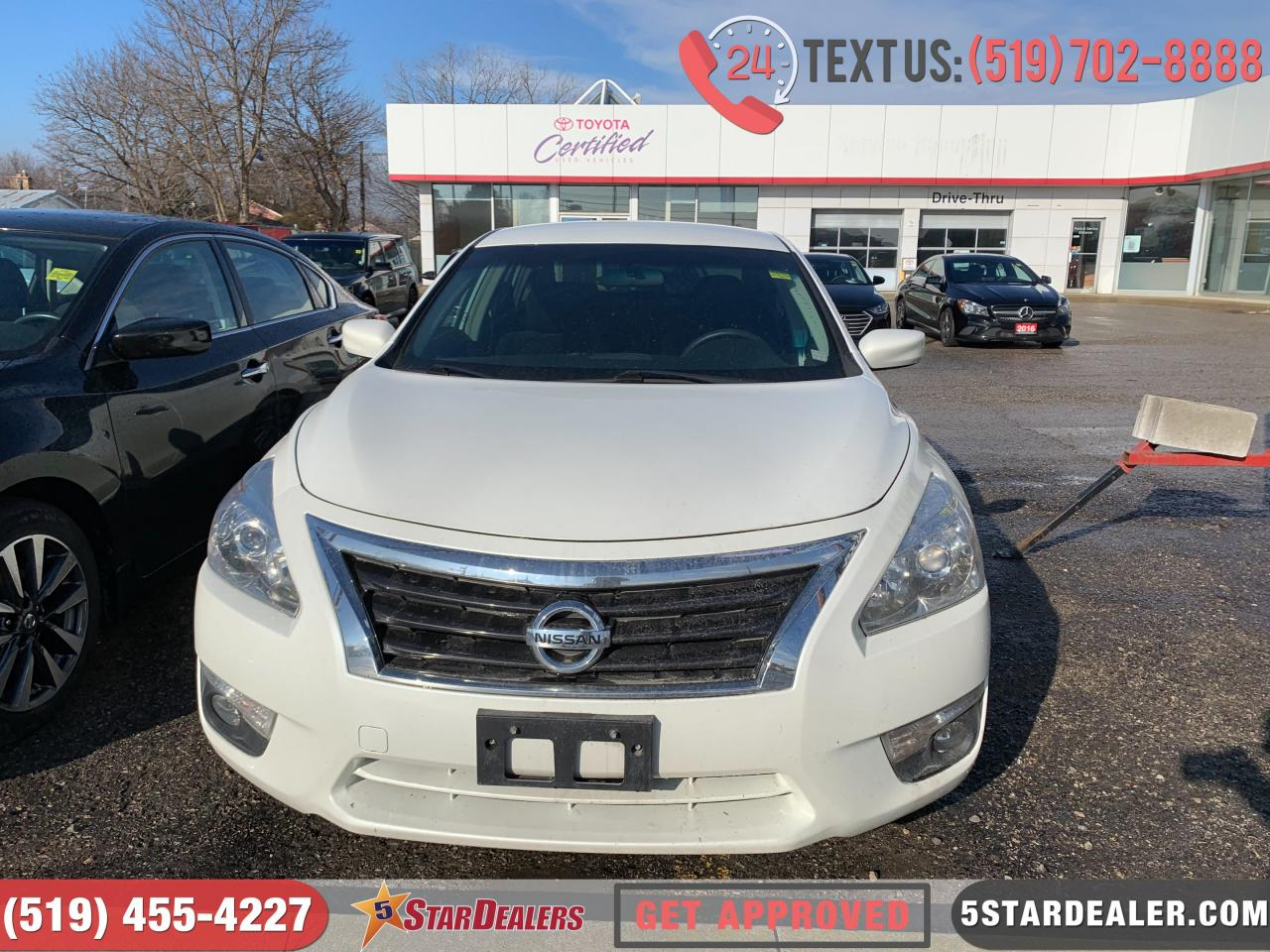 2013 Nissan Altima For Sale >> Used 2013 Nissan Altima For Sale In London Ontario