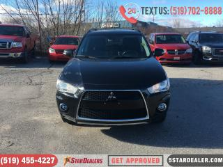 Used 2012 Mitsubishi Outlander for sale in London, ON