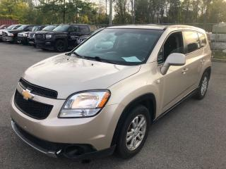 Used 2012 Chevrolet Orlando 1LT   7PASS for sale in London, ON