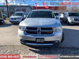 Used 2013 Dodge Durango for sale in London, ON