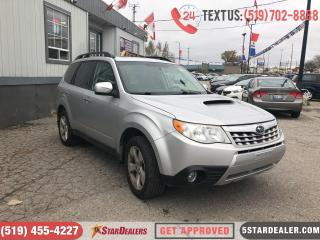 Used 2011 Subaru Forester 2.5 XT Limited | NAV | LEATHER | PANO ROOF | AWD for sale in London, ON
