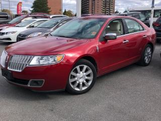 Used 2011 Lincoln MKZ AWD | NAV | LEATHER for sale in London, ON